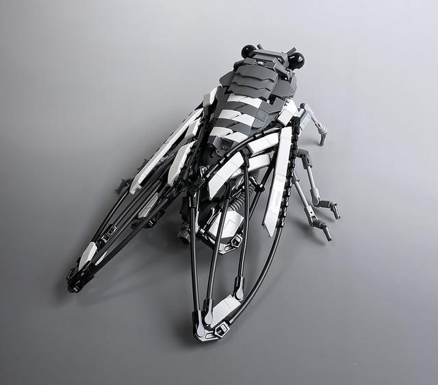 LEGO Mecha Snail Cicada-05