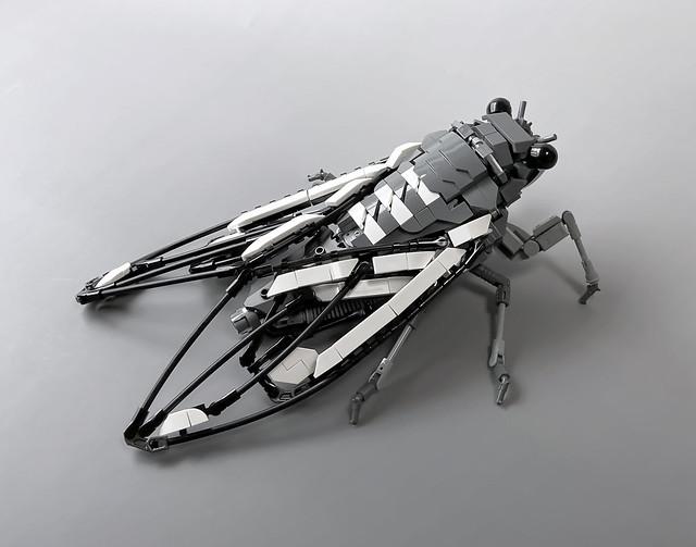 LEGO Mecha Snail Cicada-03