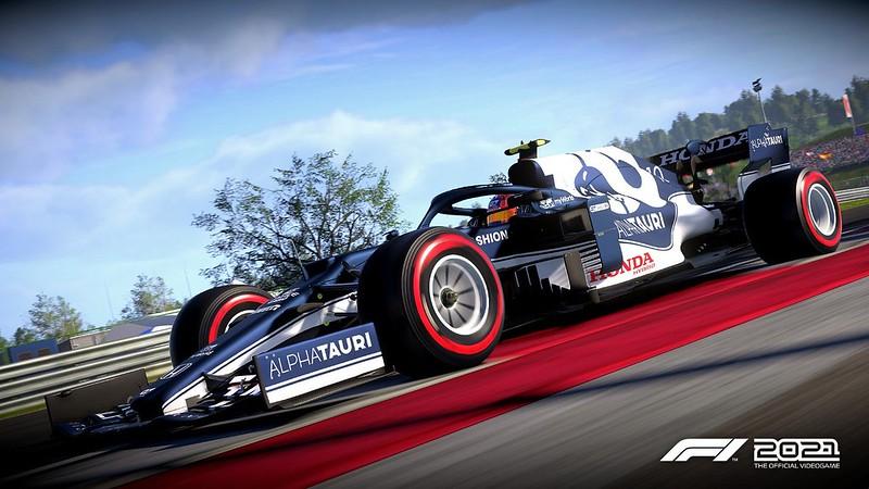 F1 2021 Update V1.06