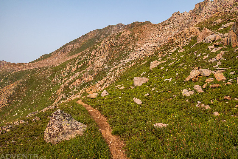 Trail To The Pass