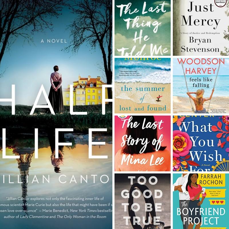 July 2021 books