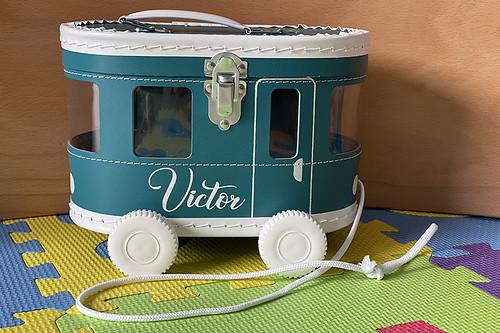 Koffertje - Mobiel