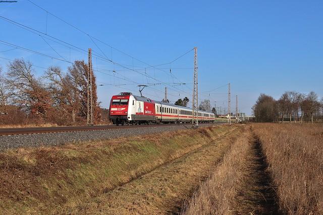 DB Fernverkehr 101 076 - Dörverden