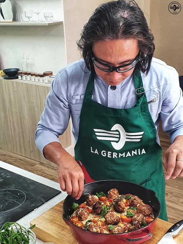 Chef Lau