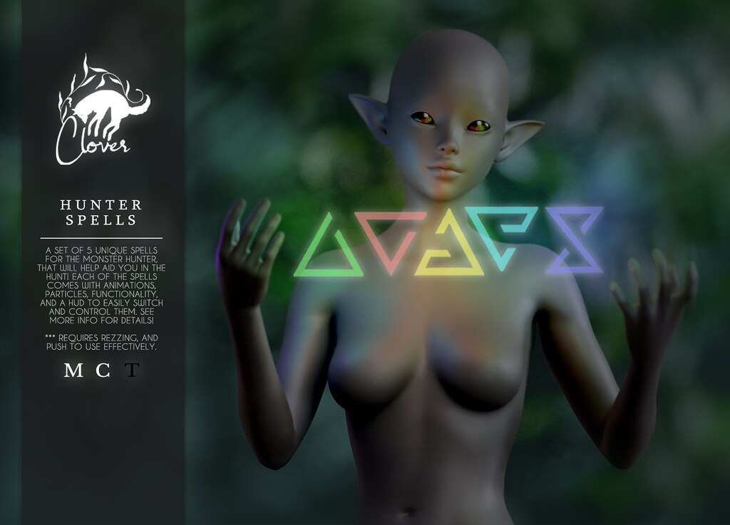 Clover – Hunter Spells