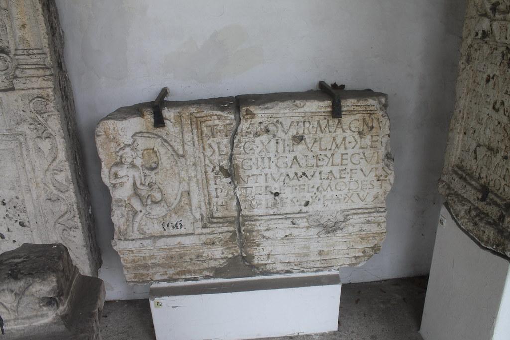 Funerary Monument of T. Flavius Magnus