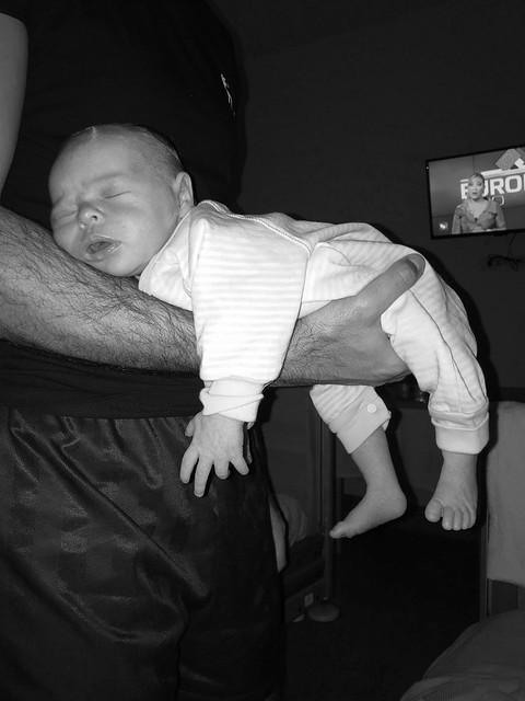 Una bella dormita