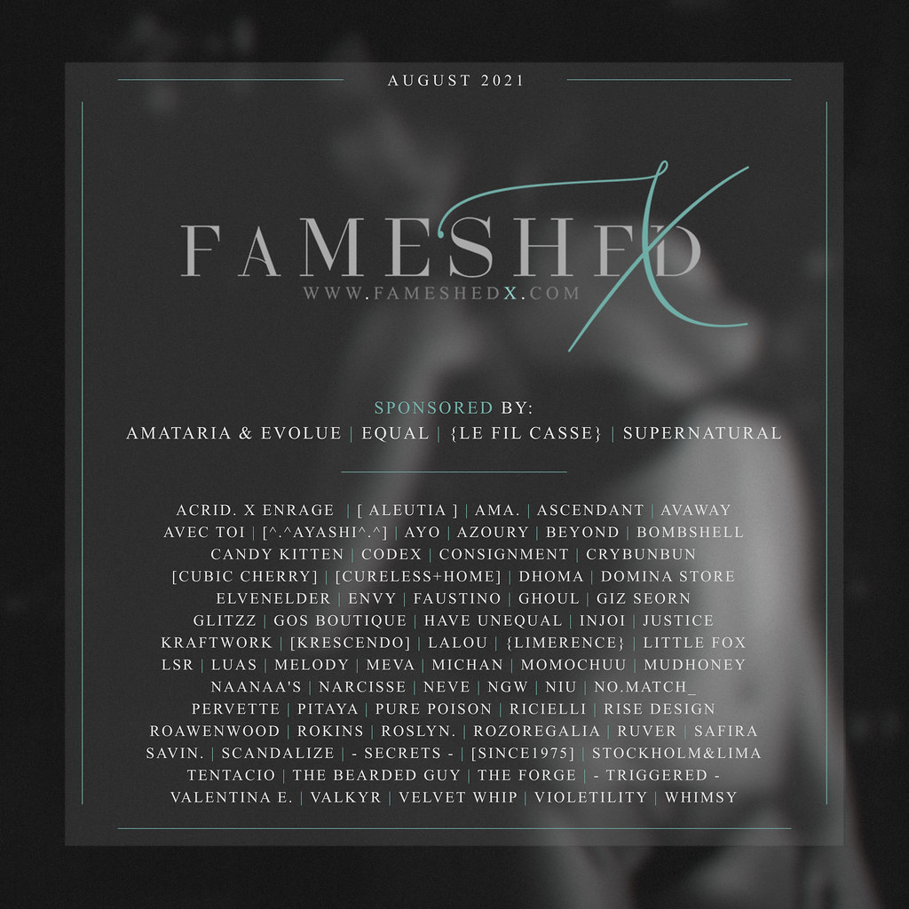 FaMESHed X – August