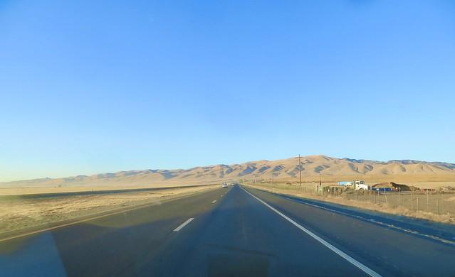 central valley via I-5