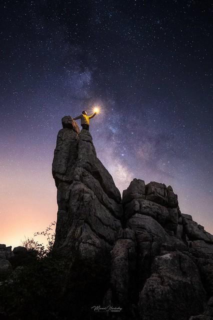 Tocando las estrellas