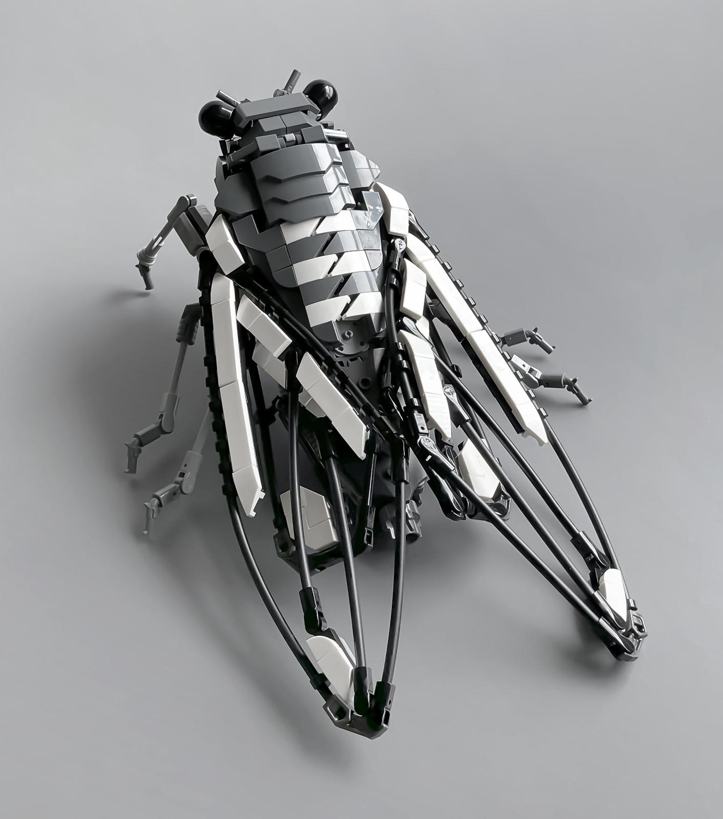 LEGO Mecha Snail Cicada-15