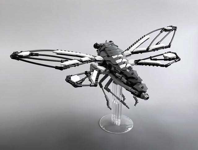LEGO Mecha Snail Cicada-13