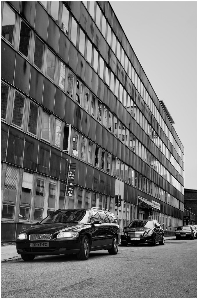 Malmö - Filminglocations for 'The Bridge Bron Bron'