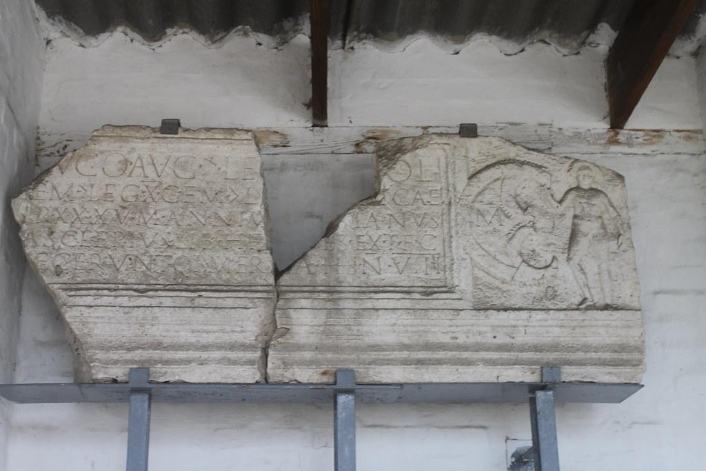 Funerary Monument of M. Annius Lucus