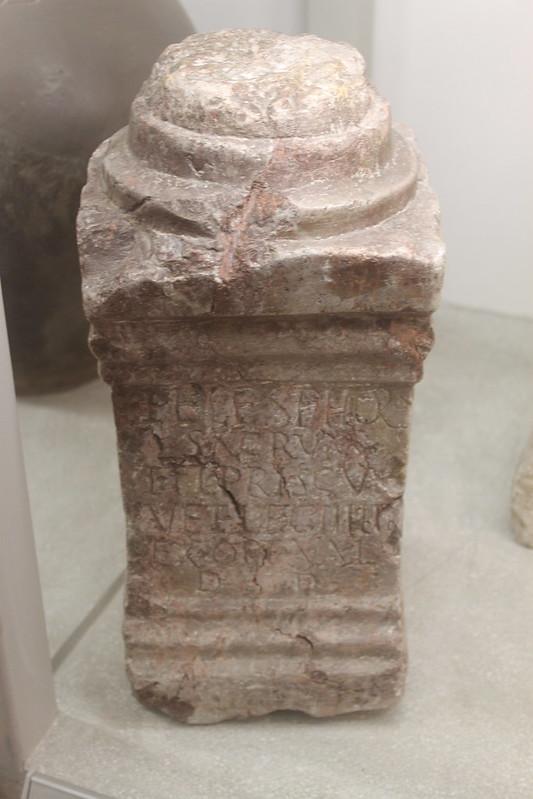 Altar to Telesphorus