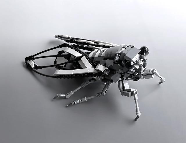 LEGO Mecha Snail Cicada-07