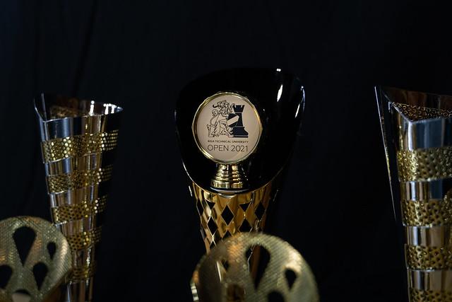 Starptautiskais šaha festivāls «RTU Open 2021»