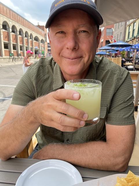 Mark at El Camino