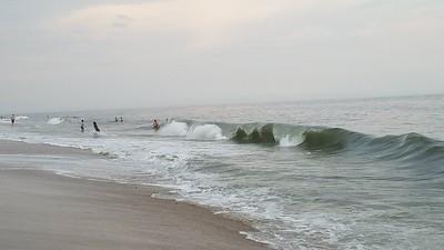Post Thunderstorm Wake Boarders