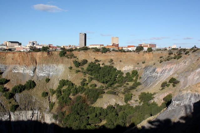 Kimberley: The Big Hole