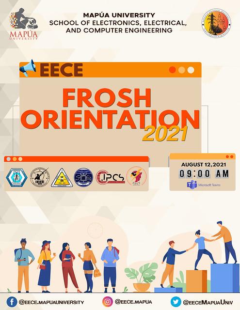 EECE Frosh Orientation 2021