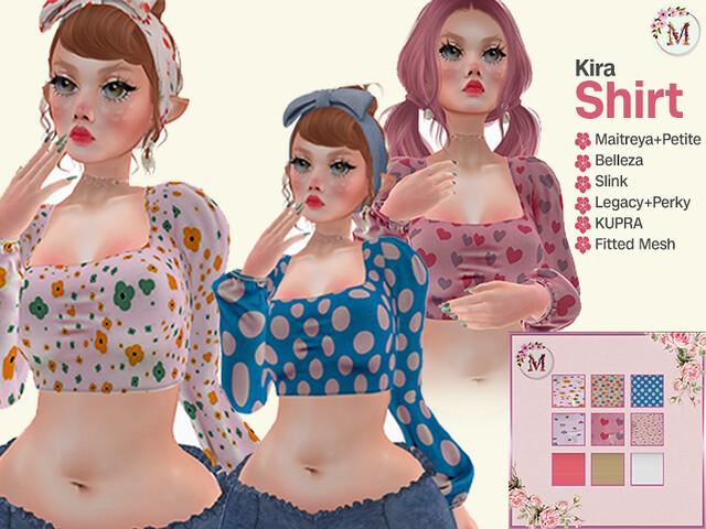 Melis-Lotus Skirt PACK