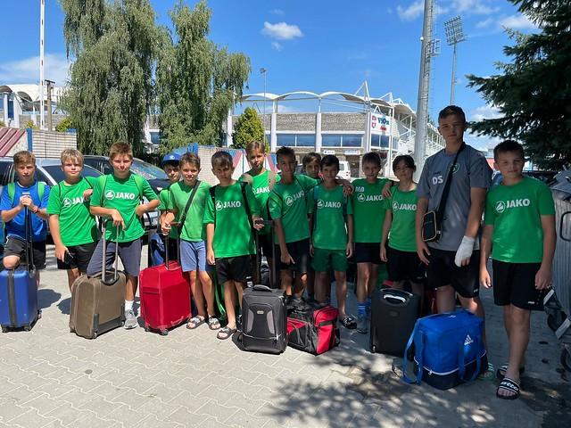 Sústredenie U15, U13A, U12 - Zlaté Moravce (08/2021)