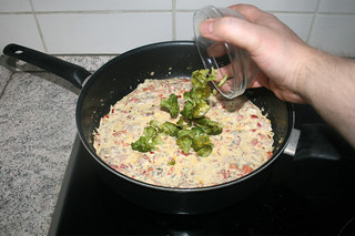 26 - Add broccoli / Broccoli hinzufügen