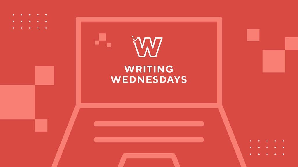 Writing Wednesdays logo
