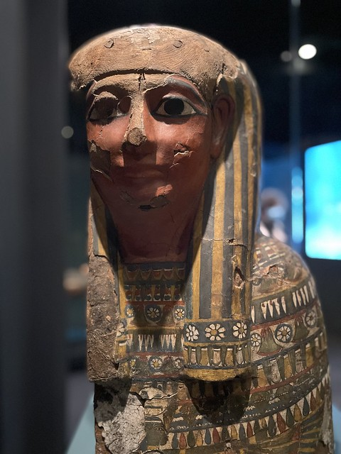 From Queens of Egypt exhibition, Canadian Museum of History