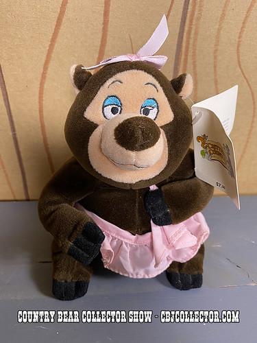 1990s Disneyland Critter Country Trixie Bean Bag Plush - CBCS 318