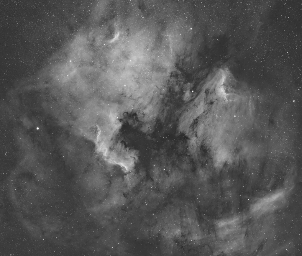 Mosaique NGC.7000 and IC.5070