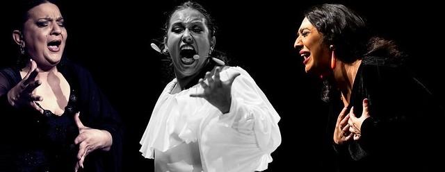La Tana María Terremoto y Anabel Valencia