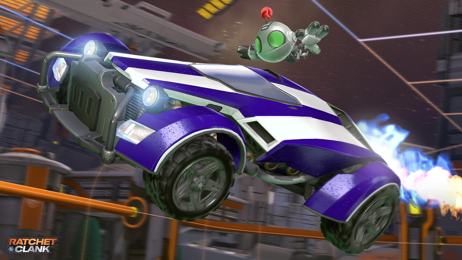 Ratchet & Clank llega a Rocket League! Conozcan detalles de la Temporada 4  – PlayStation.Blog LATAM