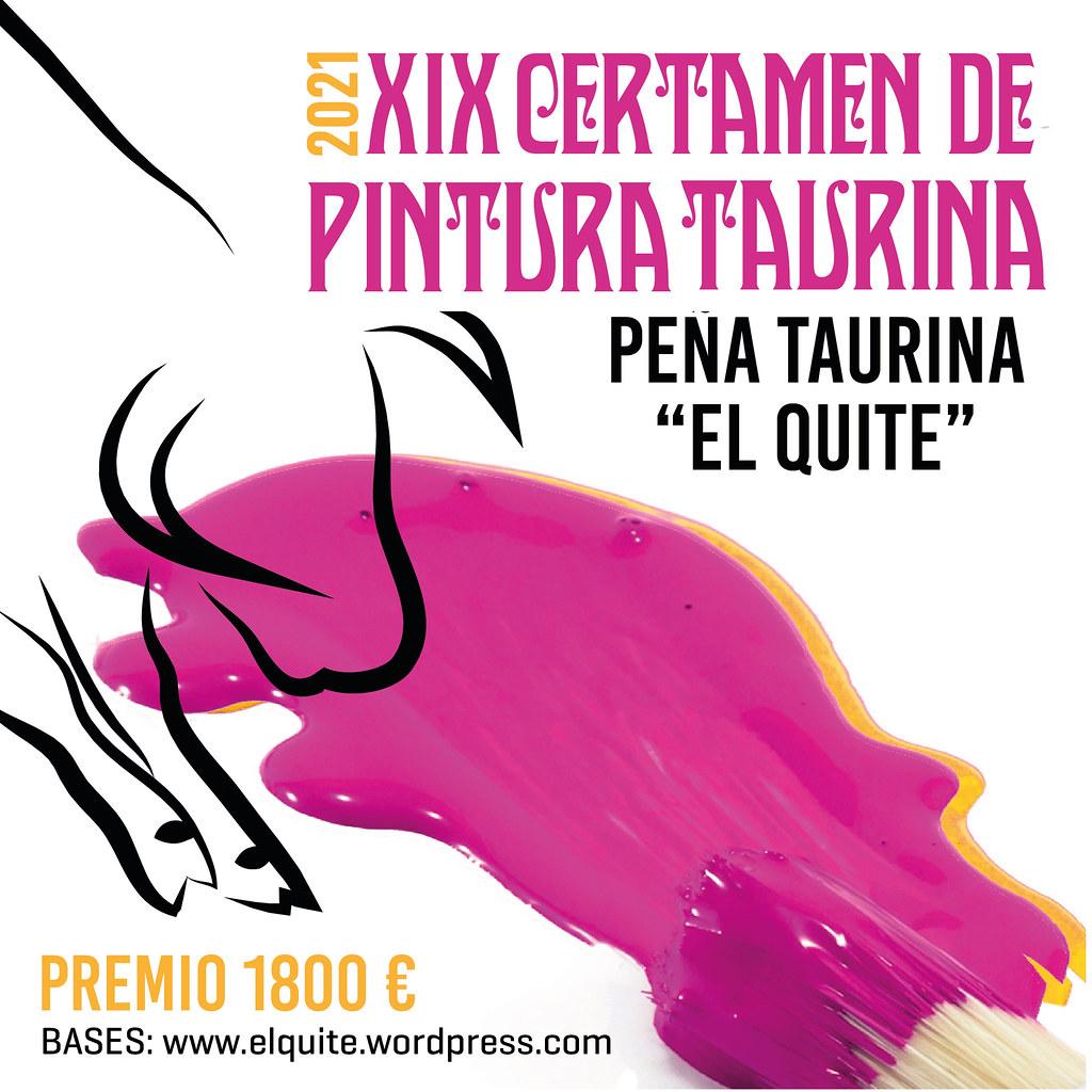 XIX Certamen Internacional de Pintura Taurina 2021