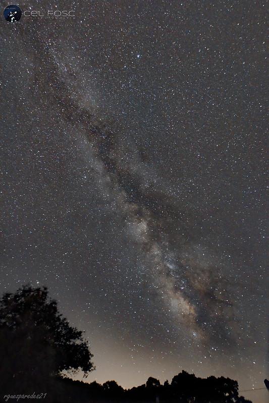 Vía Láctea Real de la Jara