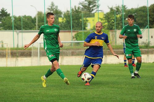 A-tím: PŠC Pezinok - SFC Kalinkovo (08/2021)