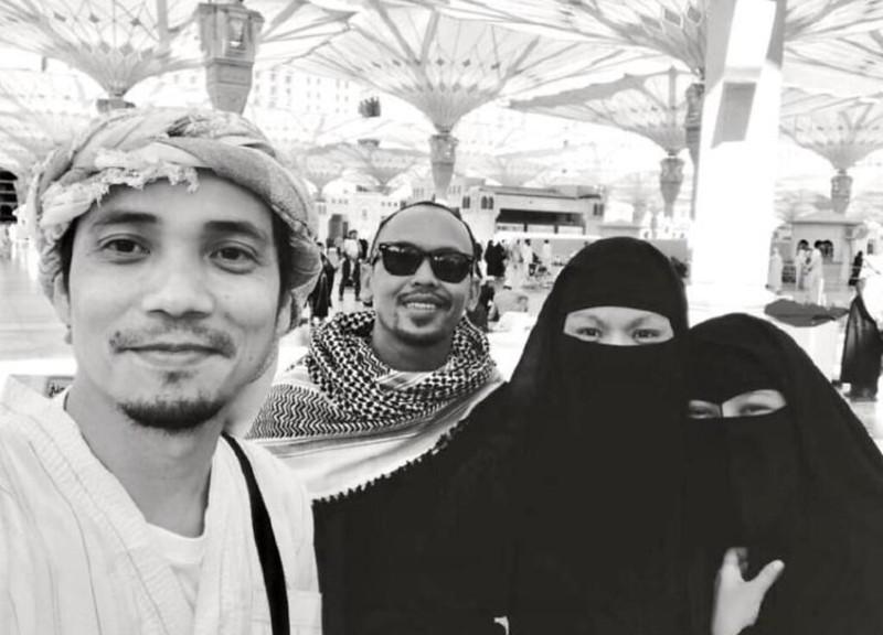 Mark Adam Kenang Jasa Arwah Siti Sarah