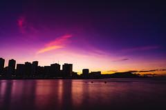Waikiki Sunrise taken on 2019-10-06T06:10:25-08:00 by jenlychen86