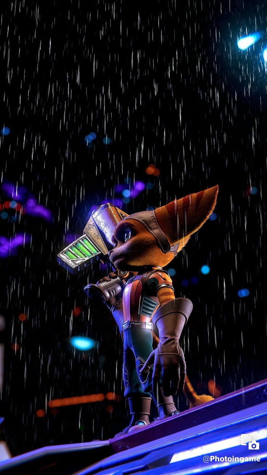 Share of the Week: Rain – PlayStation.Blog