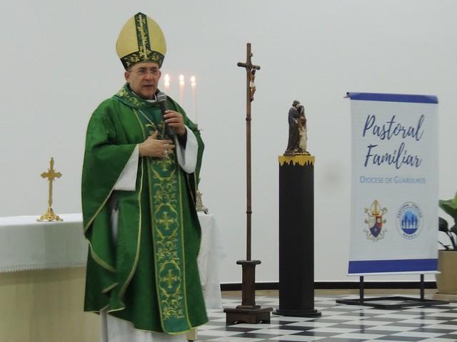 MISSA DIOCESANA - ABERTURA SEMANA DA FAMÍLIA 2021