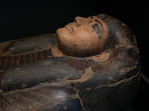 From Queens of Egypt, Canadian Museum of History