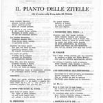 """Vallepietra (RM), 1976, Santuario della Santissima Trinità: il """"Pianto delle Zitelle"""", pagina 1 di 4."""