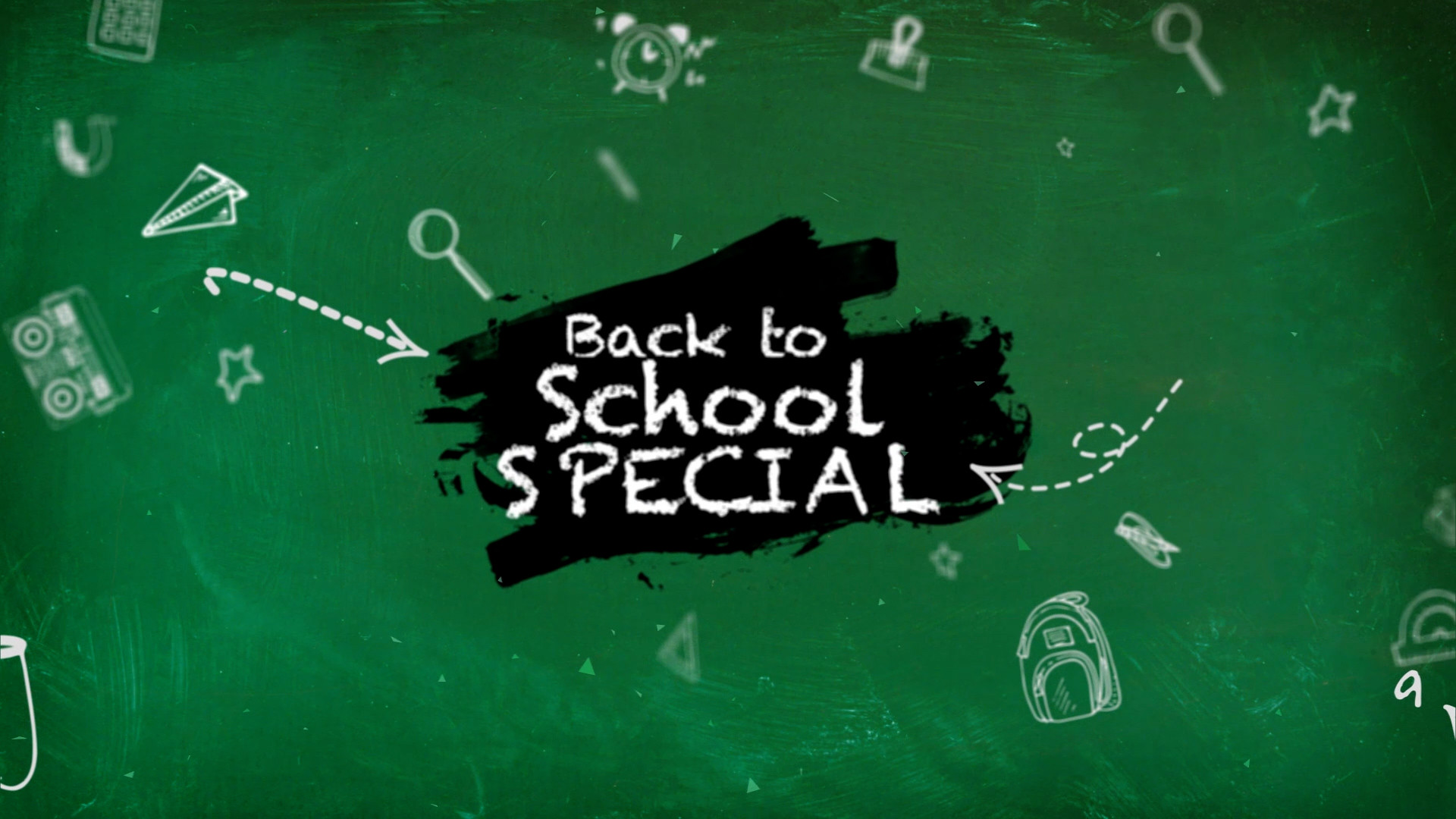 Back-to-School Special