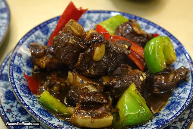 shanghai chan chan macau pork ribs