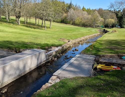 Bridge at Balbirnie Golf Course