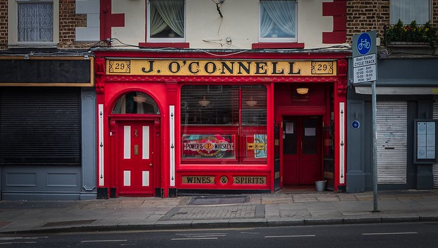 J O'Connell's (LS)