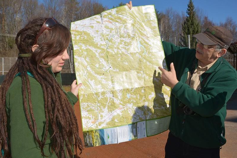 1. kurz prírodnej turistiky