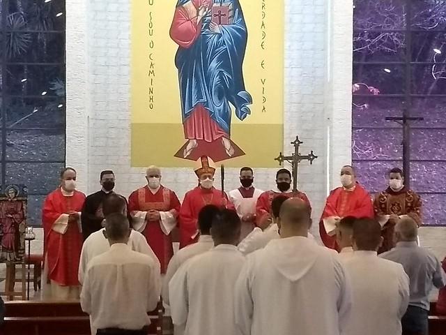 Missa de São Lourenço – Patrono dos Diáconos