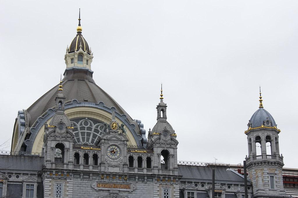 La vieja cúpula del progreso - el templo del ferrocarril